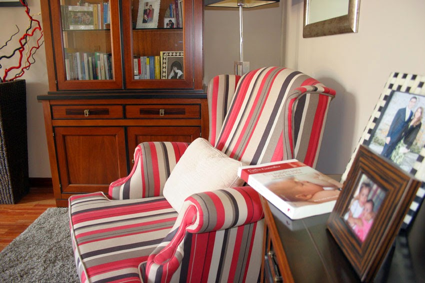 Diariodeco7: Rincón de lectura de nuestra casa4