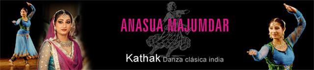Maestra en Danza clásica India Kathak