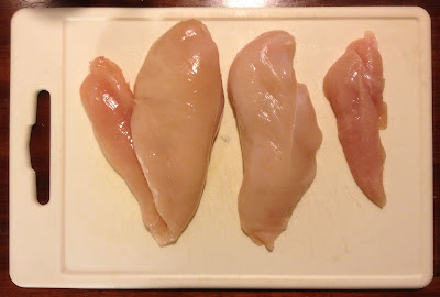 corn fed chicken breasts