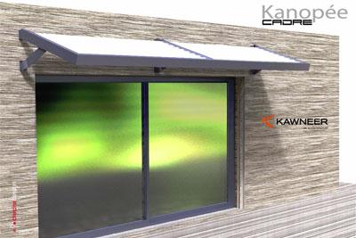 Marzua kawneer presenta sus nuevos parasoles kanop e for Parasoles arquitectura