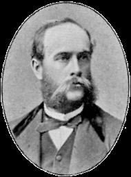 Arquitecto Carl August Kihlberg (1839-1908)