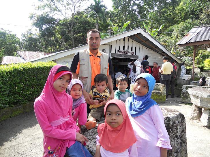 Danau Toba, Medan Dis-2011
