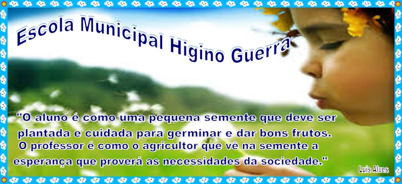 Escola Municipal Higino Guerra