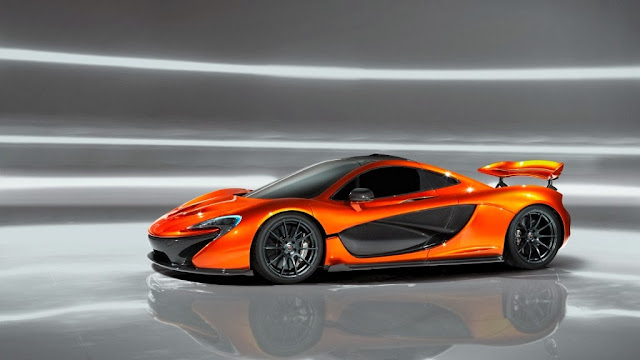 mclaren p1 cars wallpaper in orange color mclaren p1 cars