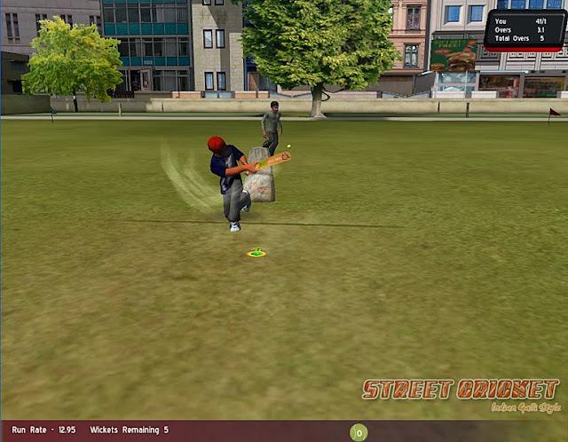 Street Cricket 2010 PC Game Full Setup