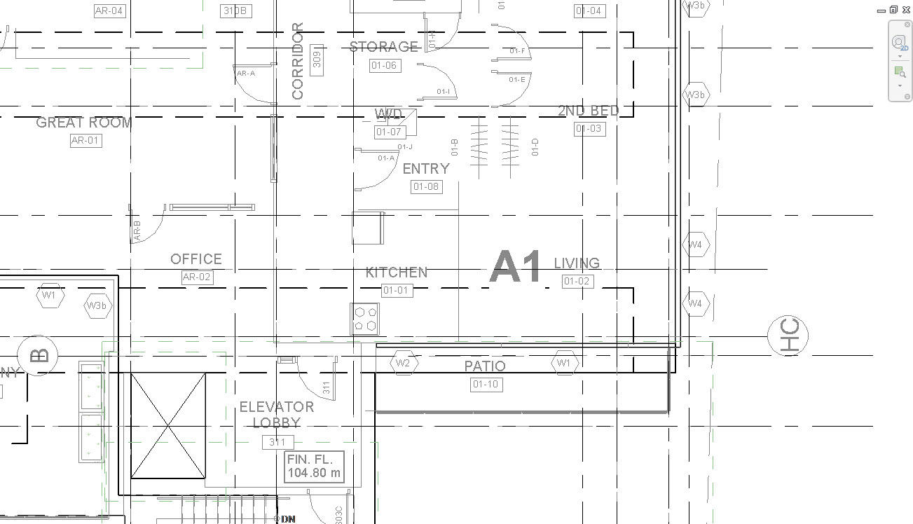 Wood framing revit links the bimboss you could set your views to coordination and then these walls would be visible but then the visibility of the structural items is disrupted publicscrutiny Images