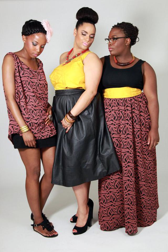 Designer Plus Size Clothing Lines For Women to curvy plus size women
