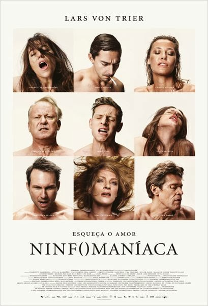 "Poster do filme ""Ninformaníaca - Volume 1"""