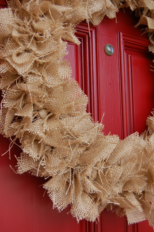 how to stop burlap from shedding