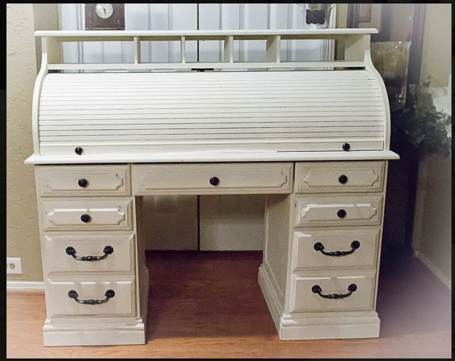 Annie Sloan Painted Desk