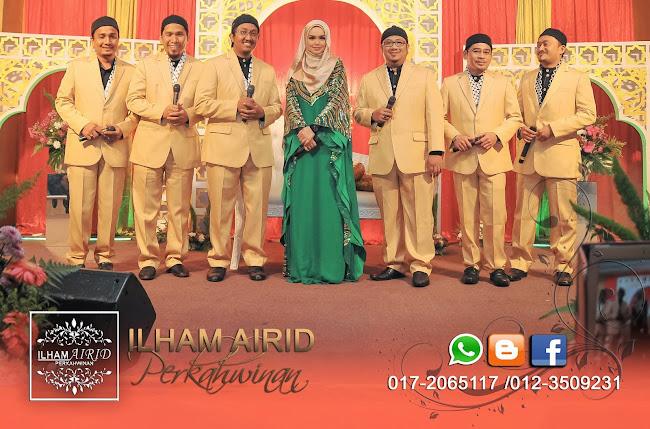 ILHAM AIRID-Perkahwinan