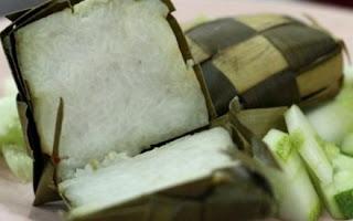 [cara membuat ketupat]