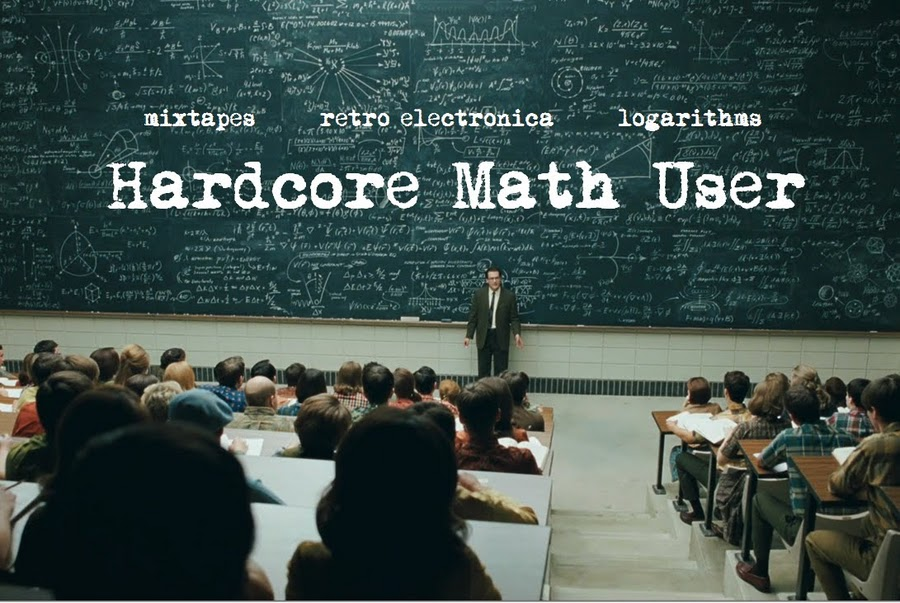 Hardcore Math User