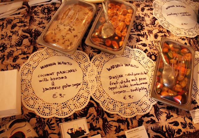 Warung Wanto, Indisch, eten, tafel,