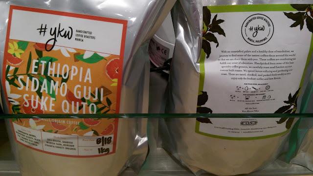 edsa beverage, specialty coffee, ethiopia sidamo guji,