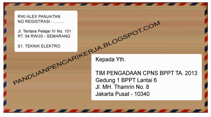 New Contoh Penulisan Amplop Surat Release Reviews And Models On
