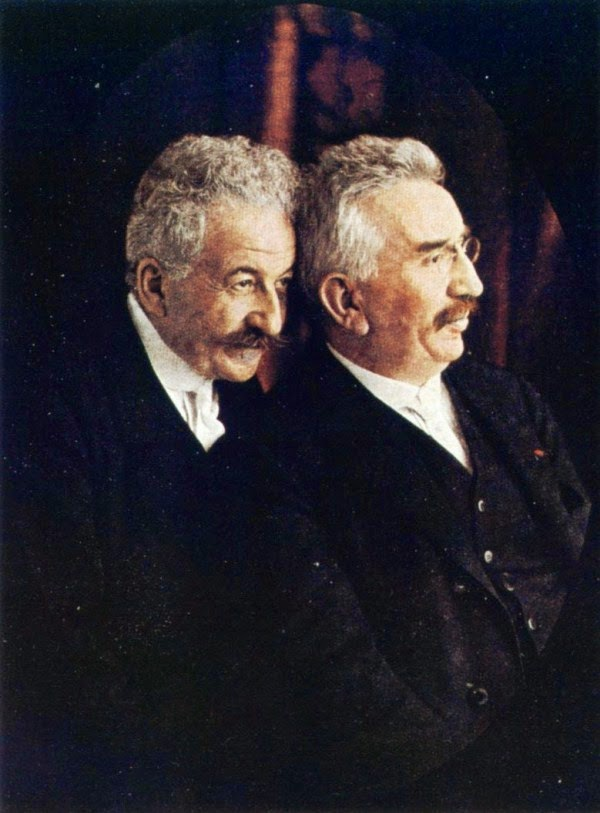 Ultimate Collection Of Rare Historical Photos. A Big Piece Of History (200 Pictures) - Auguste and Louis Lumiere