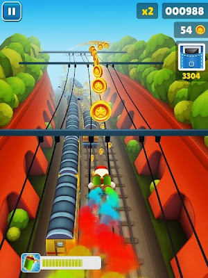 Download Game PC - Subway Surfer HD
