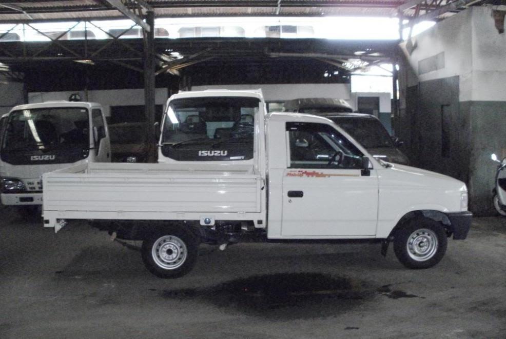 Isuzu Pick Up Diesel Harga dan Spek
