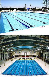 Piscinas y piletas piscinas olimpicas for Medidas piscina semiolimpica