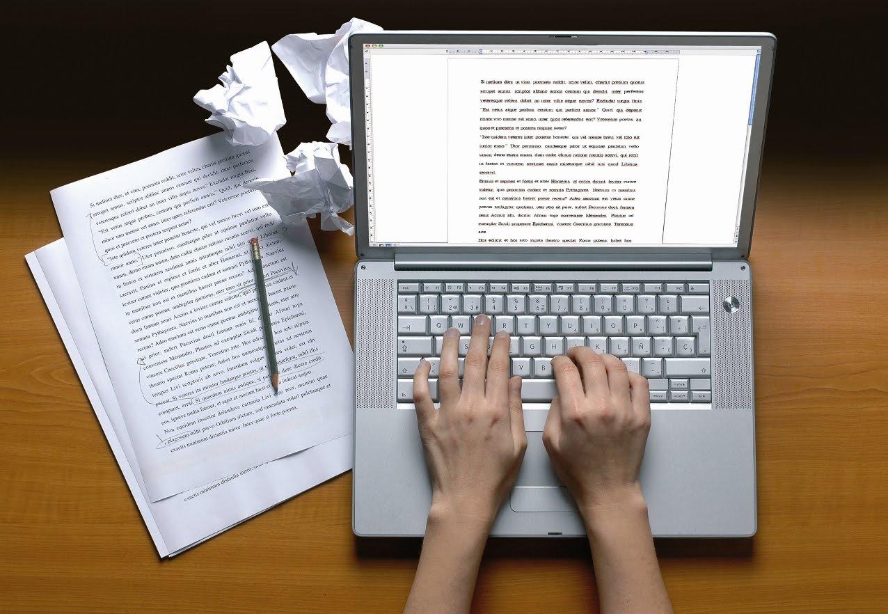 Resultado de imagem para escrever um artigo