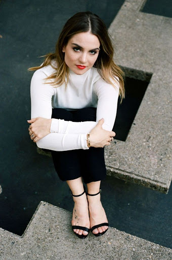 Joanna JoJo Levesque Nylon Magazine September 2015 Photo Shoot