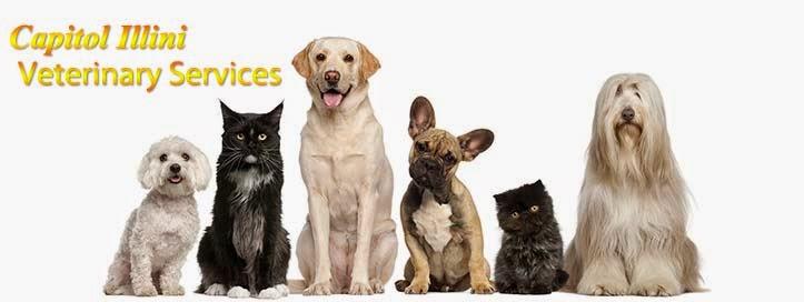 Capitol Illini Veterinary Services