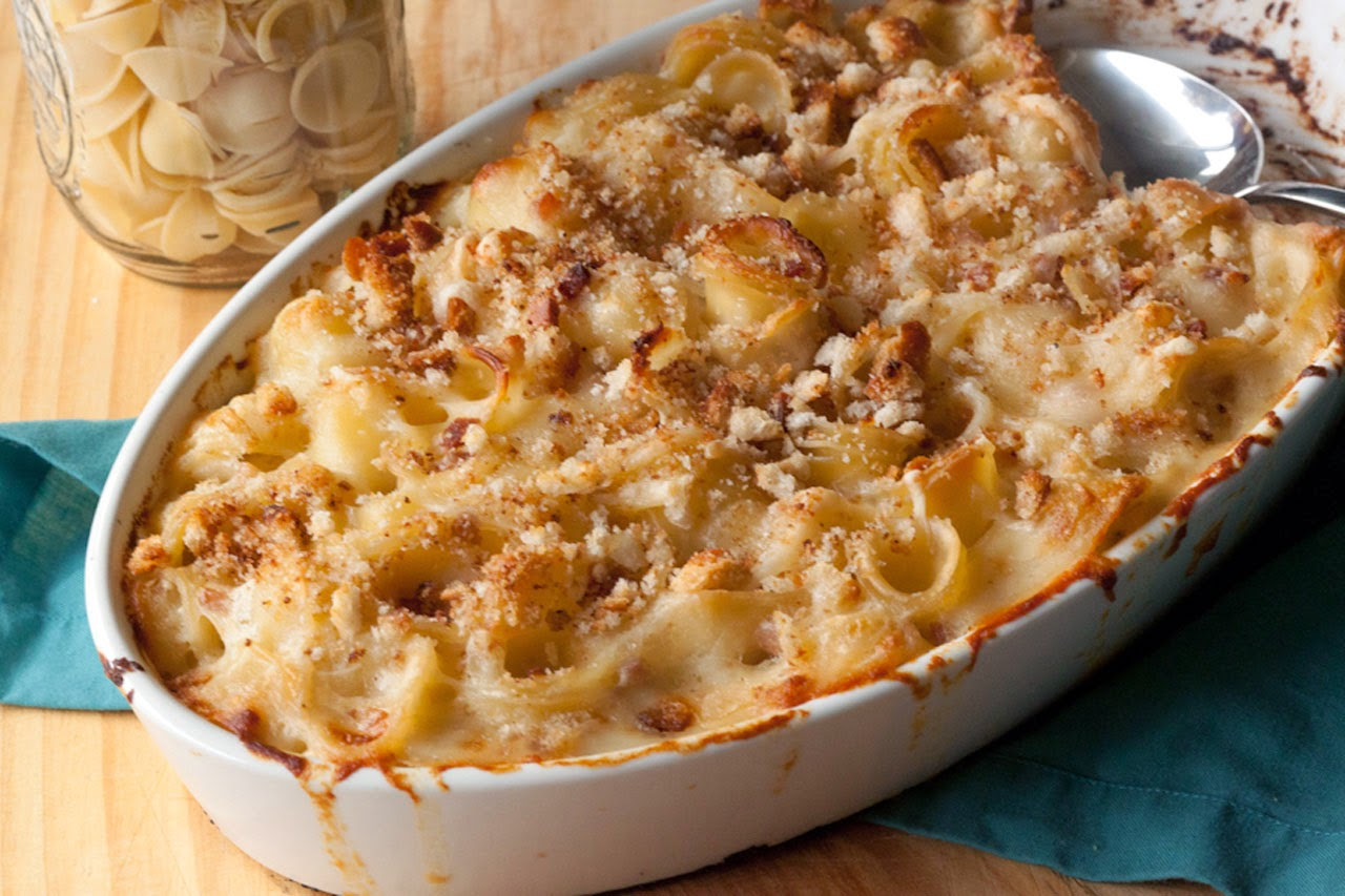 Holiday Macaroni and Cheese Recipe