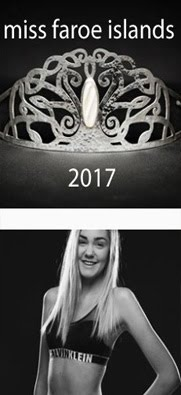 MISS FAROE ISLANDS 2017