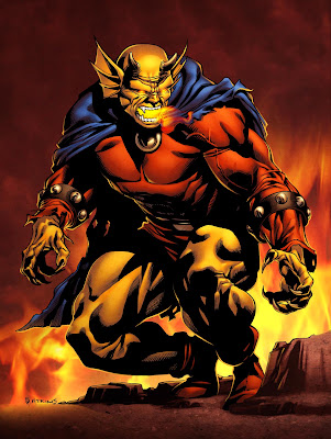Etrigan the Demon Character Review - 2