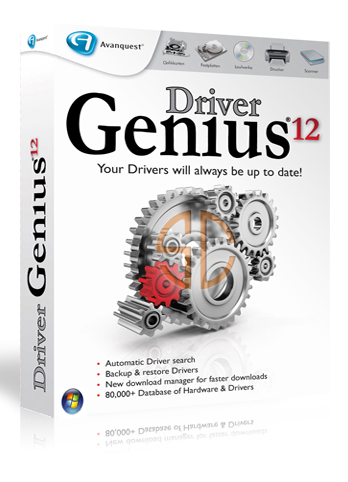 Driver Genius 12.0.0.1211 Final With Crack
