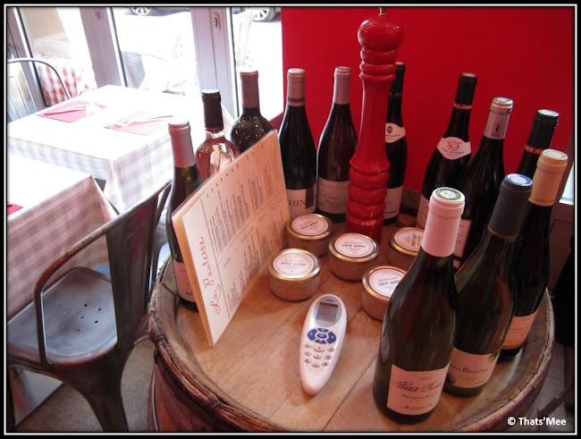 Chez Paulette, Marais, bar vins fromages charcuterie et bières rue de Bretagne Paris 3ème