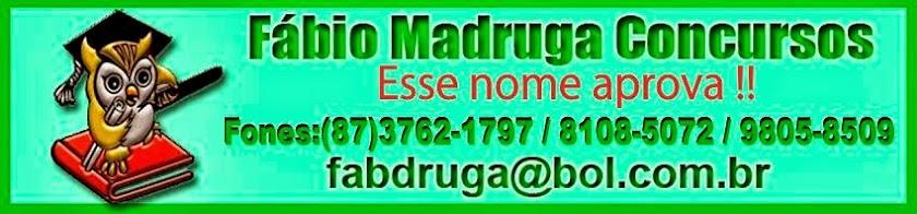 PROF. FÁBIO MADRUGA