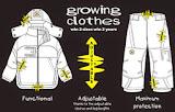 Zimowe ubrania na kilka sezonów