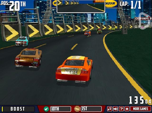 araba yarışı oyunu oyna - otomobil yarışı oyunları
