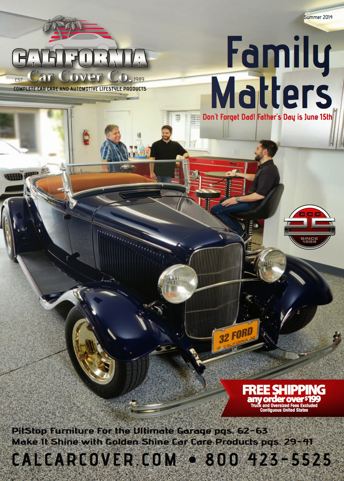 Covering Classic Cars : 1932 Ford Roadster from the May California ...
