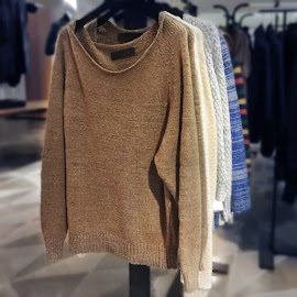 The Elder Statesman sweaters at BNY