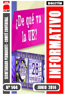 Boletín 144 ¿de que va la U€?