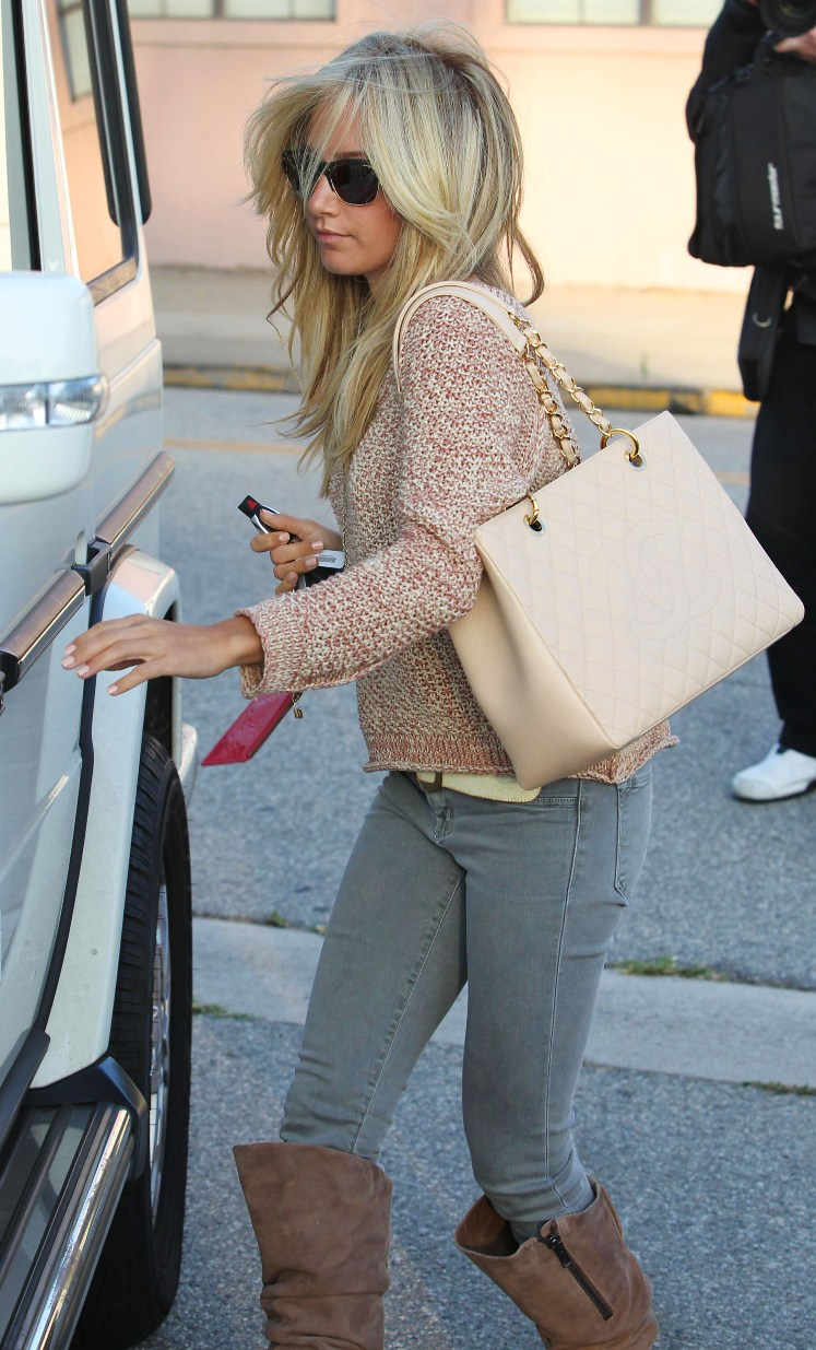 ASHLEY TISDALE | Beverly Hills
