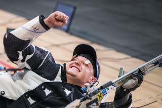 Alexander Schmirl - Áustria - Carabina Deitado - Copa do Mundo ISSF de Tiro Esportivo 2013