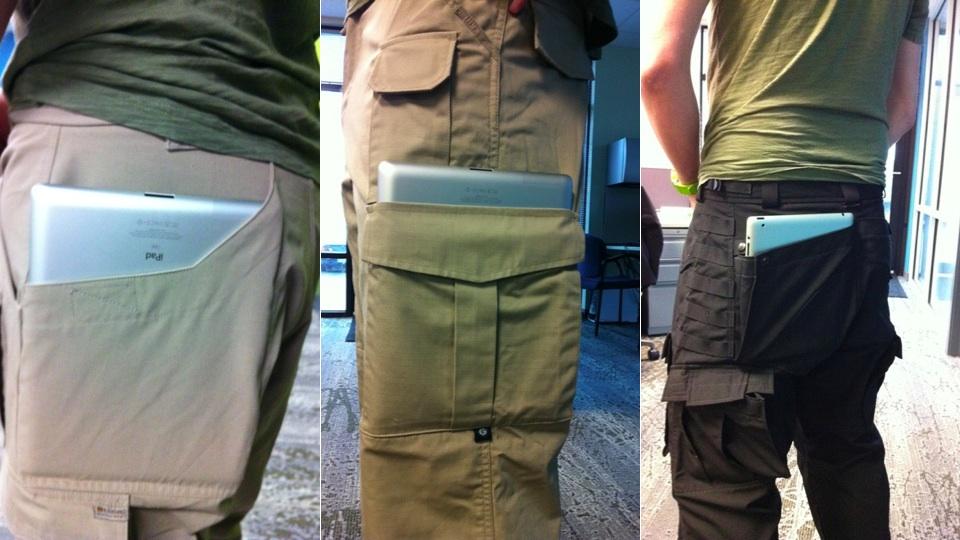 Pantalón para laptop