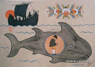 Jona i valfiskens buk