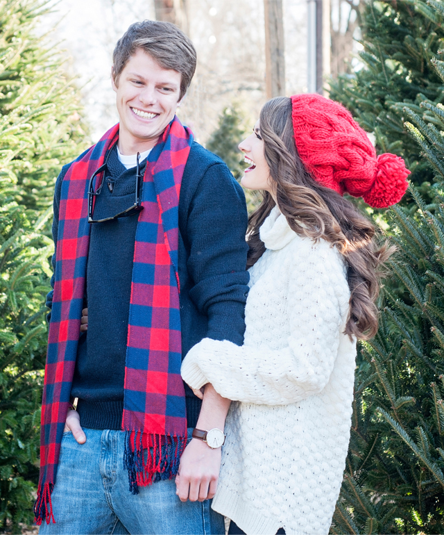 Southern Curls & Pearls: Our Christmas Photos…