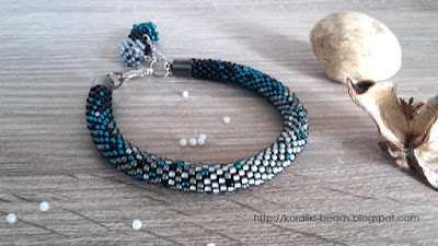 bracelet bead crochet penetration Toho