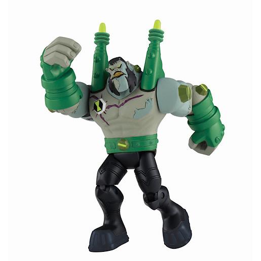 Ben 10 omniverse bullfrag toy