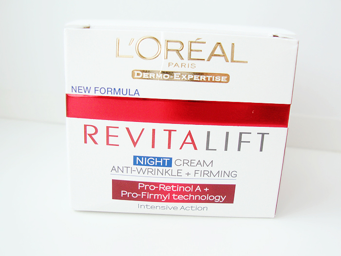 Anti-Wrinkle, L'Oreal, Loreal, Night Cream, Reviews, Revitalift