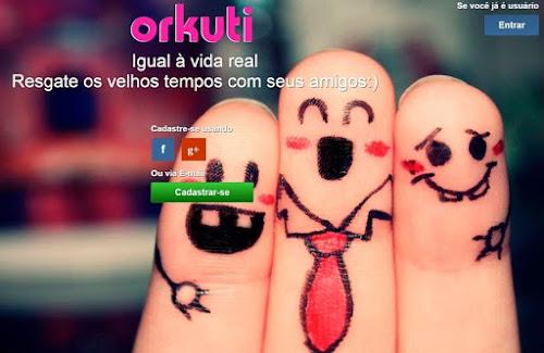 Orkuti - a nova rede social brasileira