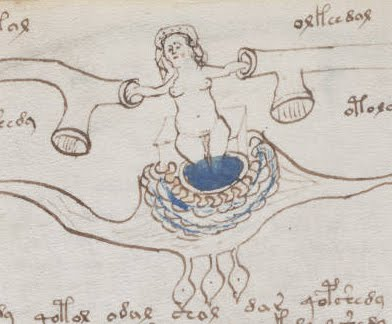 The language of angels and the secrets of Voynich manuscript ...