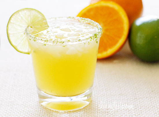 Skinnytaste Citrus Margarita Spritzer | Skinnytaste