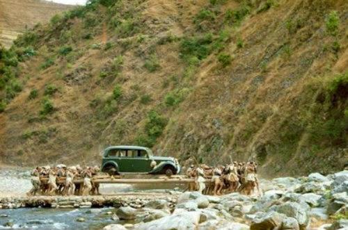 Kereta Merc Adolf Hitler Yang Pertama Sampai Ke Nepal